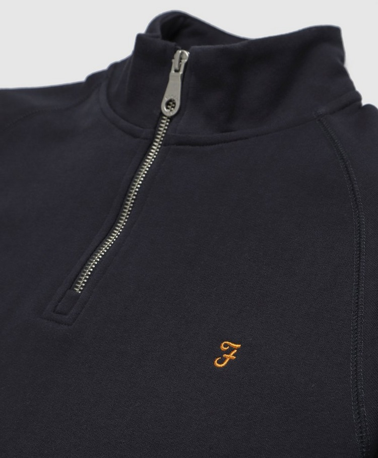 Farah Fleece Half Zip Sweatshirt