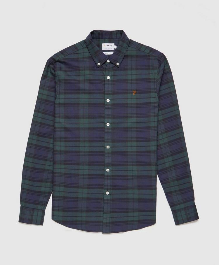 Farah Check Shirt