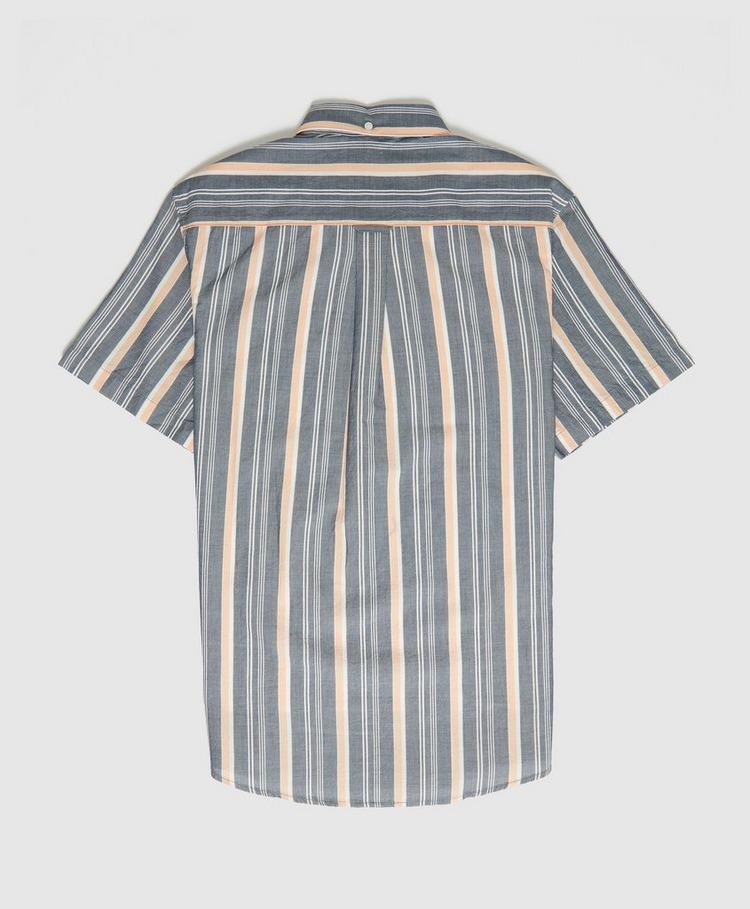 Farah Vertical Stripe Shirt