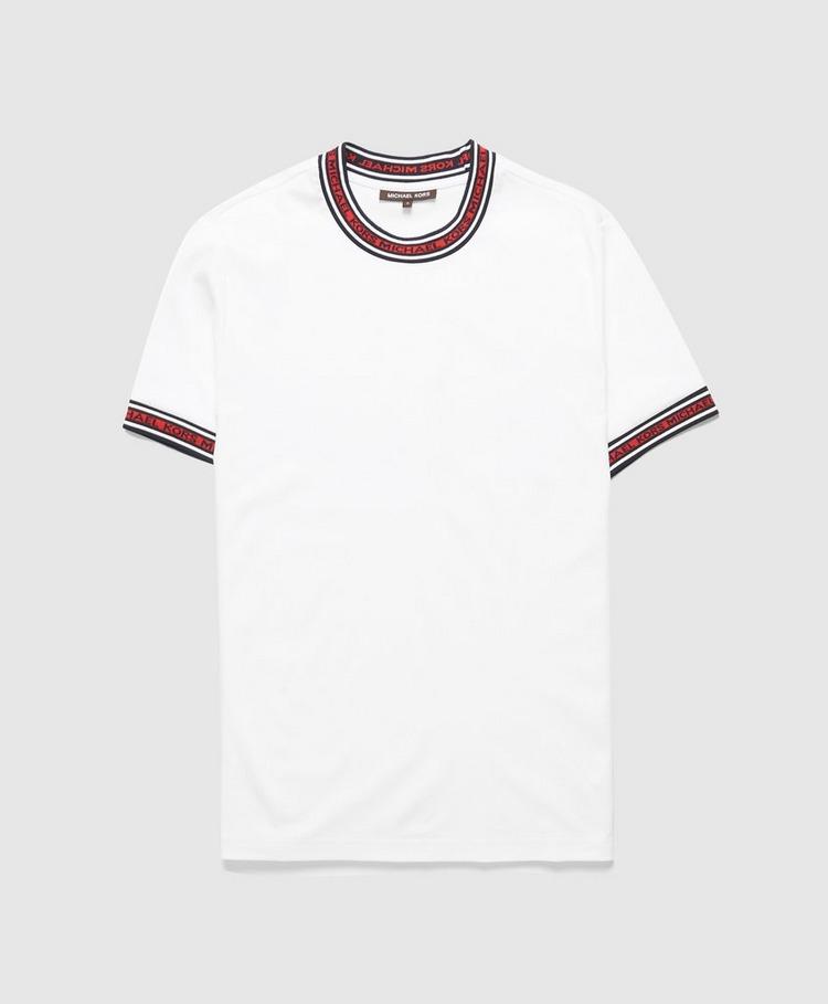 Michael Kors Logo Tape T-Shirt