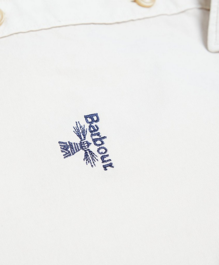 Barbour Beacon Randall Peach Shirt