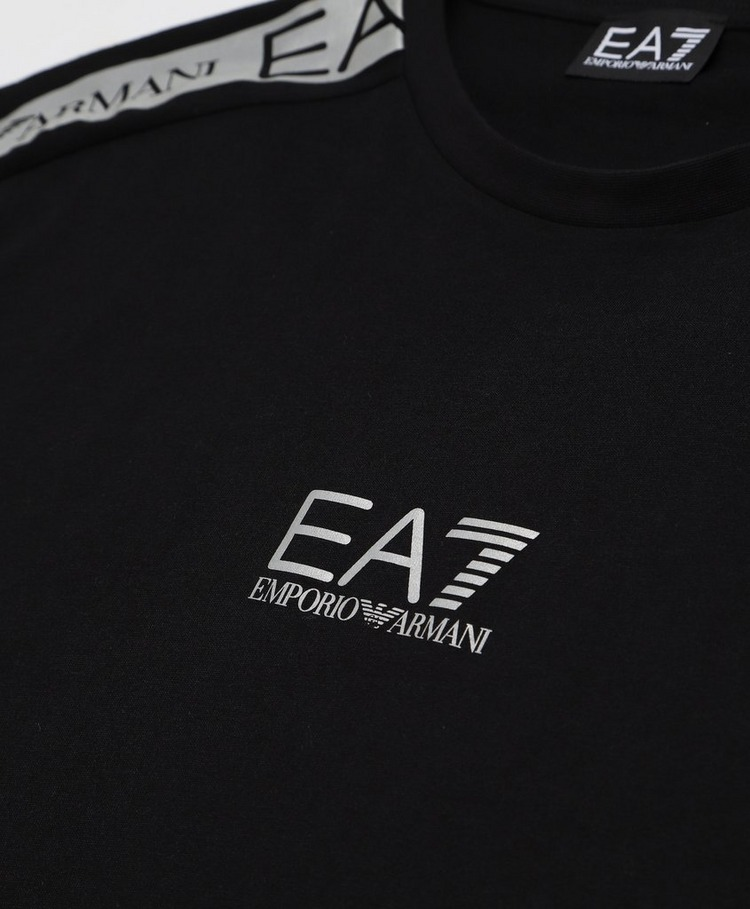 Emporio Armani EA7 Reflective Tape T-Shirt - Exclusive