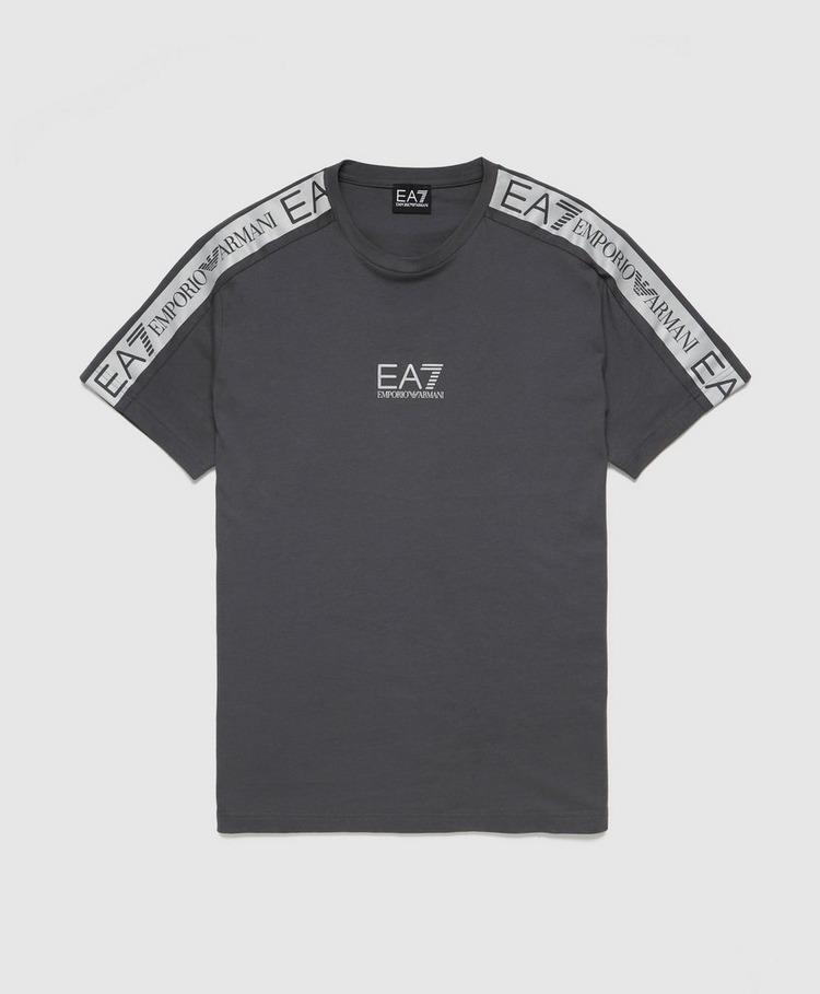 Emporio Armani EA7 Reflective Tape T-Shirt - Exclusive