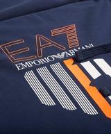 Emporio Armani EA7 Split Eagle Hoodie