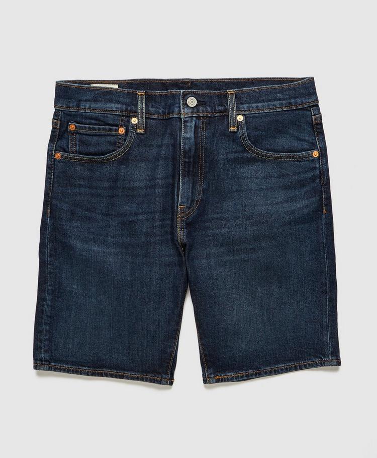 Levis 412 Hi Bye Bye Slim Shorts