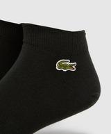 Lacoste 3-Pack Logo Trainer Socks