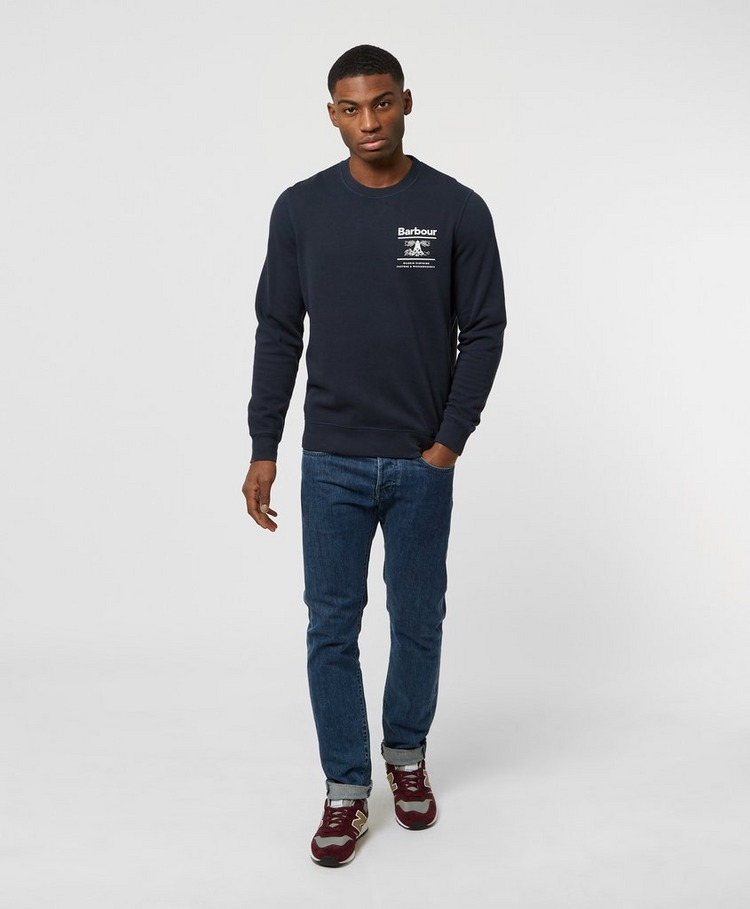 Barbour Beacon Reed Sweatshirt