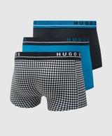 HUGO 3-Pack of Trunks