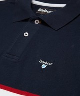 Barbour Block Colour Polo Shirt