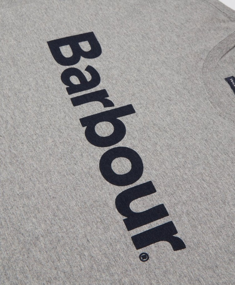 Barbour Logo T-Shirt