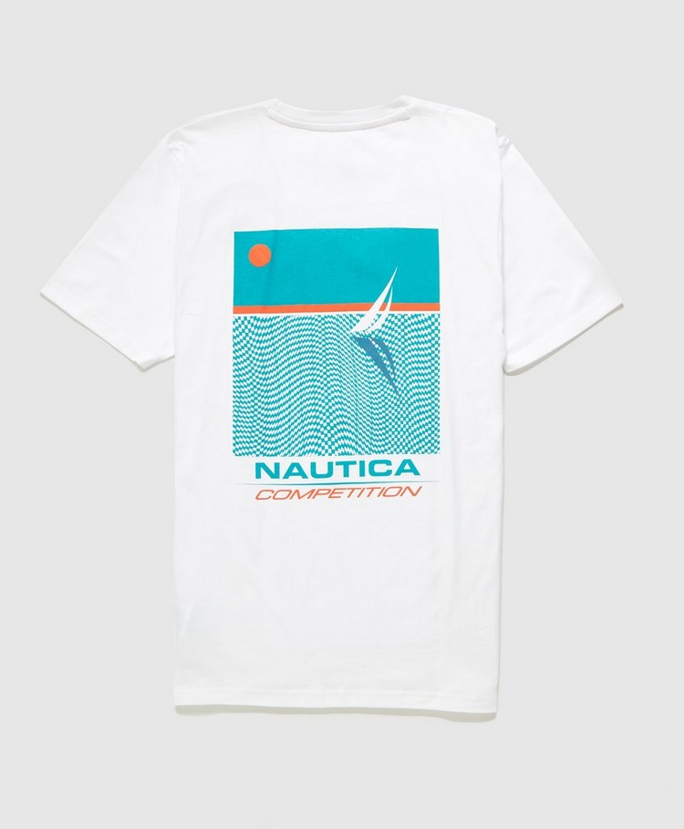 Nautica Competition Back Sail Print T-Shirt