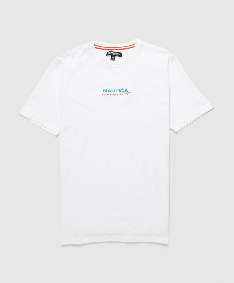 Nautica Competition Back Sail Print T-Shirt