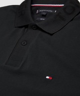 Tommy Hilfiger Textured Collar Polo Shirt