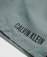 Calvin Klein Swim Double Waistband Swim Shorts