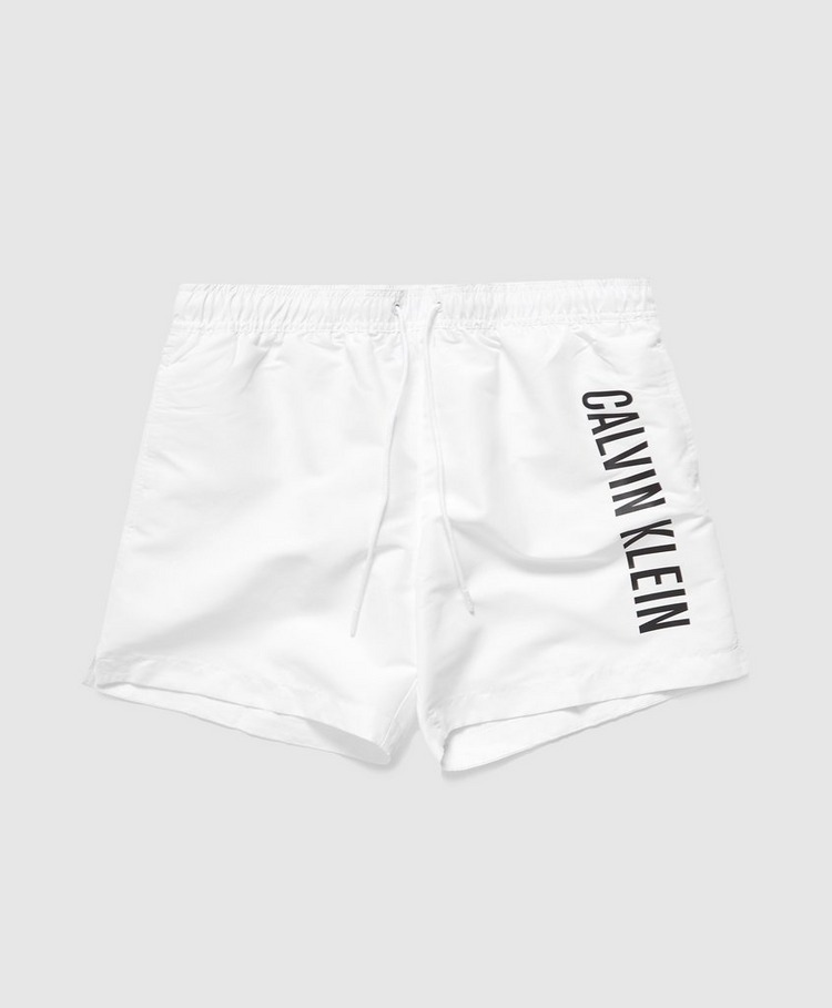 Calvin Klein Swim Intense Logo Swim Shorts