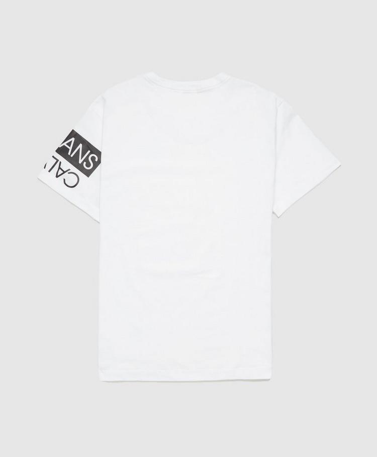 Calvin Klein Jeans Mirror Logo T-Shirt