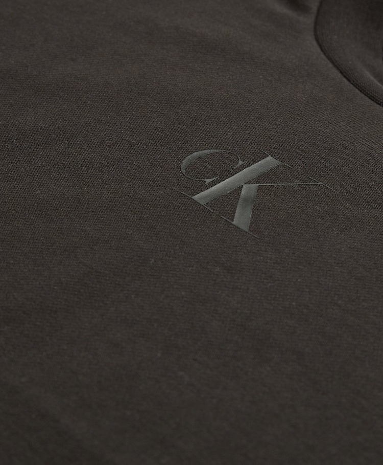 Calvin Klein Jeans Tonal Front & Back Logo Sweatshirt