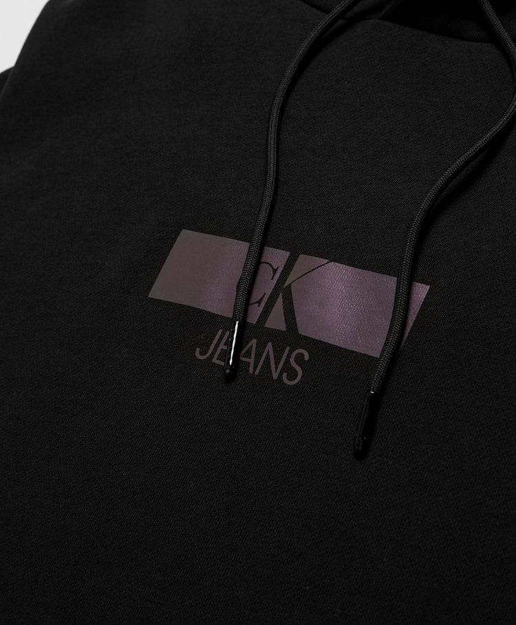 Calvin Klein Jeans Irid Central Logo Hoodie
