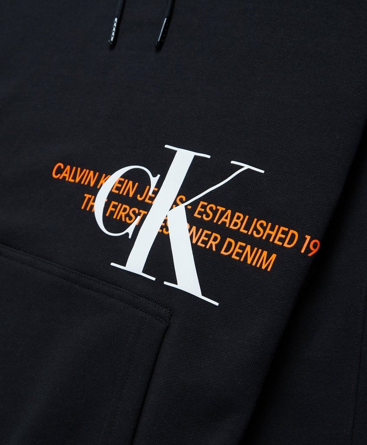 Calvin Klein Jeans Urban Graphic Hoodie