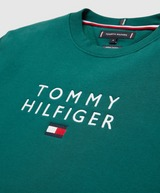 Tommy Hilfiger Stacked Embroidered Sweatshirt