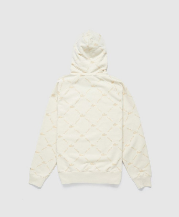 Lacoste Live All Over Croc Hoodie