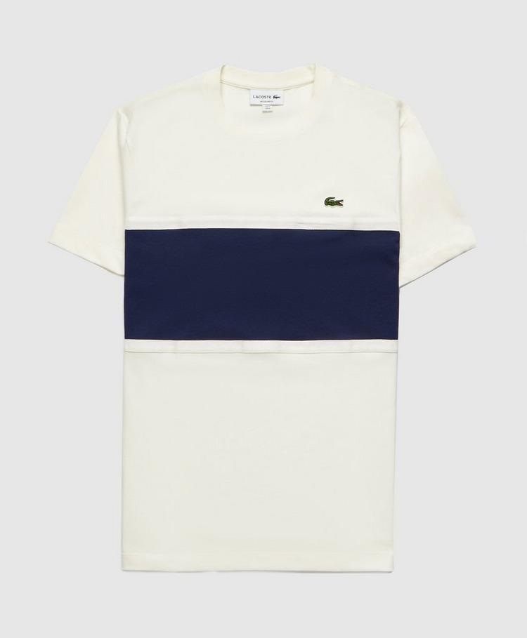 Lacoste Pique Panel T-Shirt