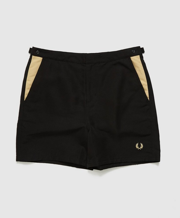 Fred Perry Contrast Panel Swim Shorts
