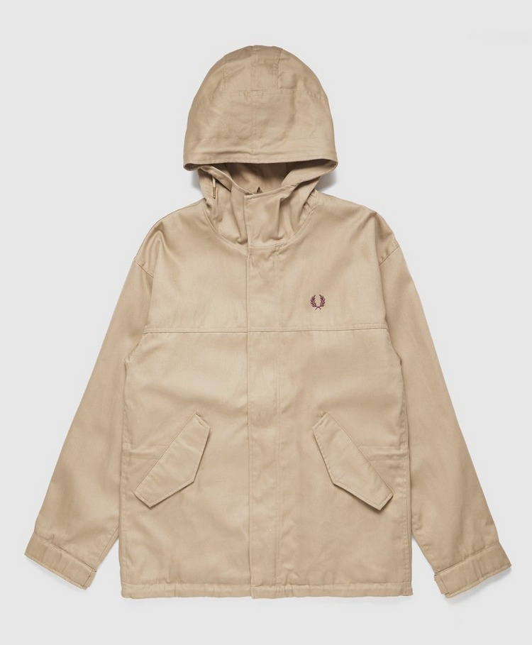 Fred Perry Hearvy Twill Parka