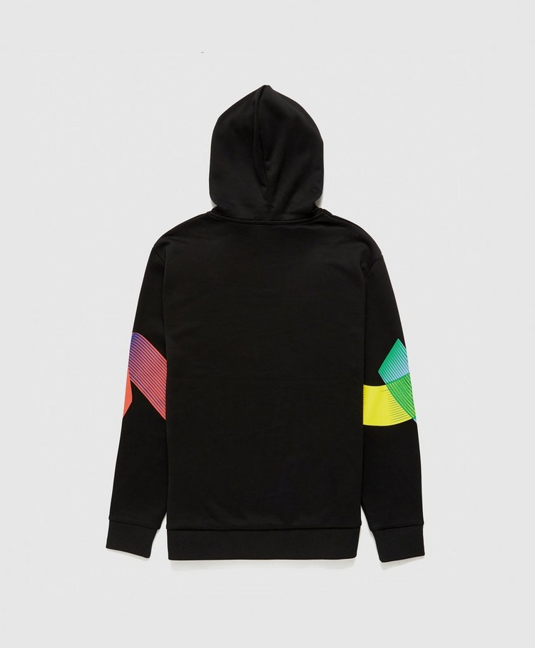 Fred Perry Abstract Overhead Hoodie - Exclusive