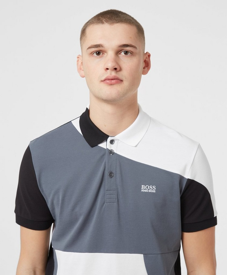 BOSS Paddy Print Polo Shirt