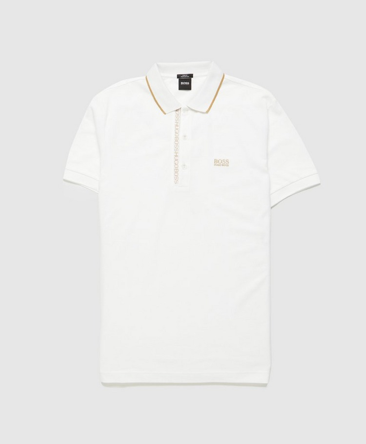 BOSS Paule Logo Polo Shirt