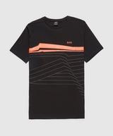 BOSS Stripes Graphic T-Shirt