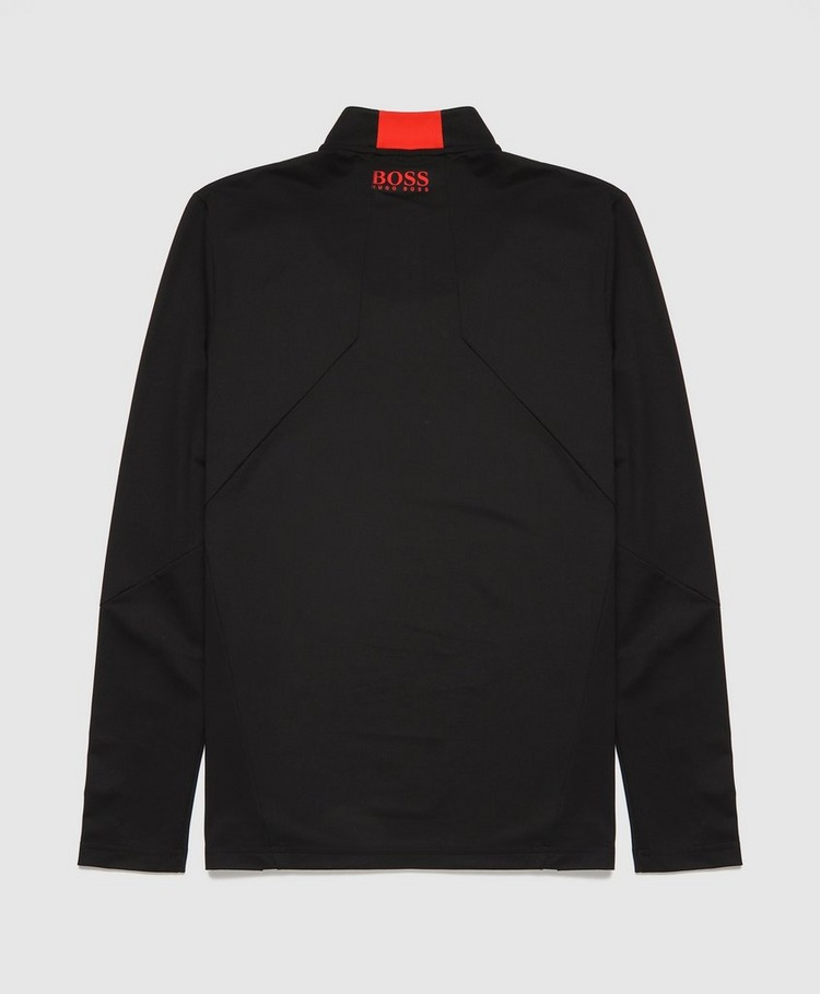 BOSS Piraq 1/4 Zip Sweatshirt