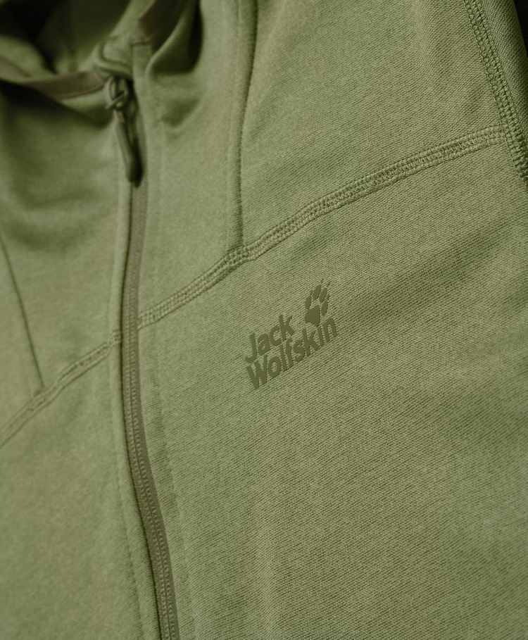 Jack Wolfskin Horizon Zip Hoodie