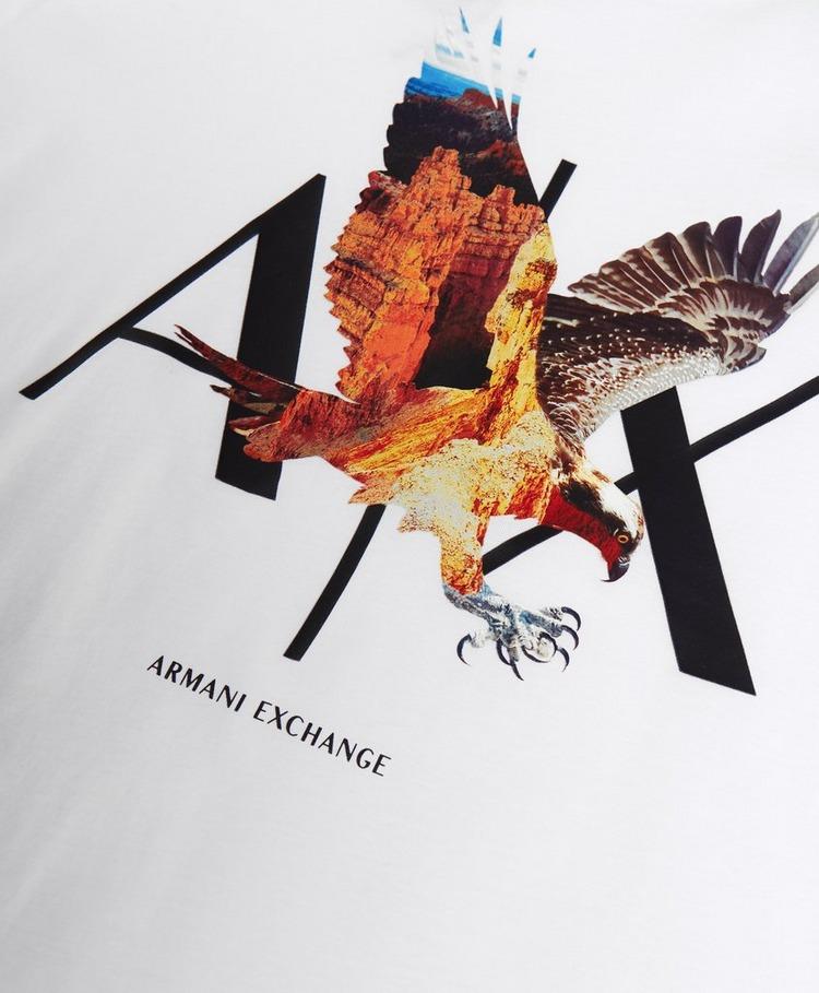 Armani Exchange Eagle Logo T-Shirt