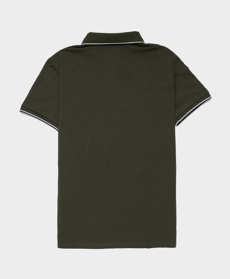 Armani Exchange Logo Placket Polo Shirt