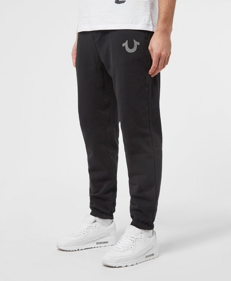 True Religion Foil Square Shoe Track Pants