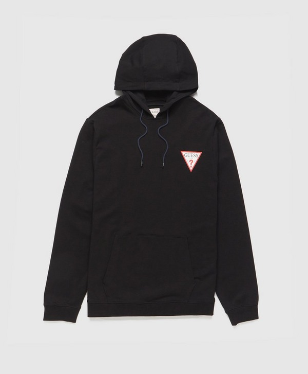 GUESS Chest Logo Hoodie