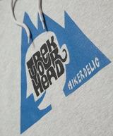 Hikerdelic Treck Your Head Hoodie