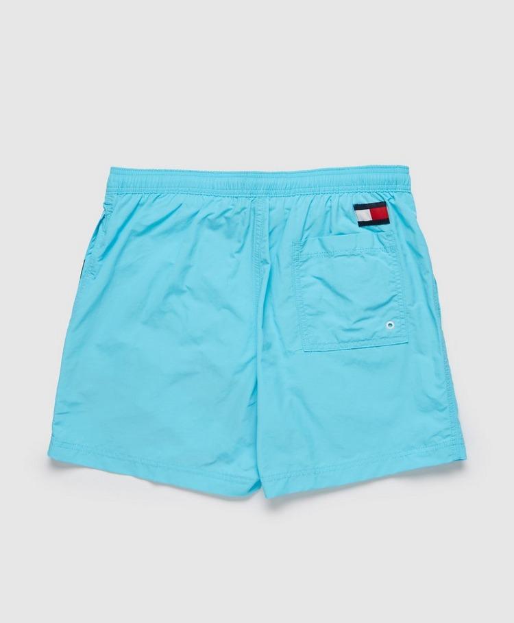 Tommy Hilfiger Diagonal Flag Swim Shorts