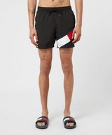 Tommy Hilfiger Loungewear Diagonal Flag Swim Shorts
