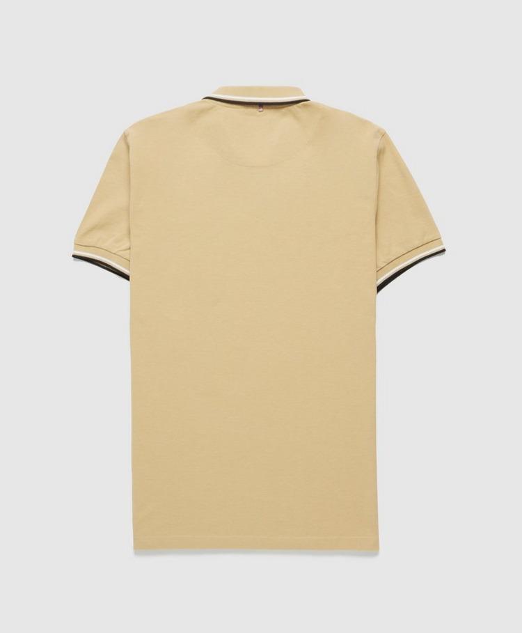 Pretty Green Barton Tipped Polo Shirt