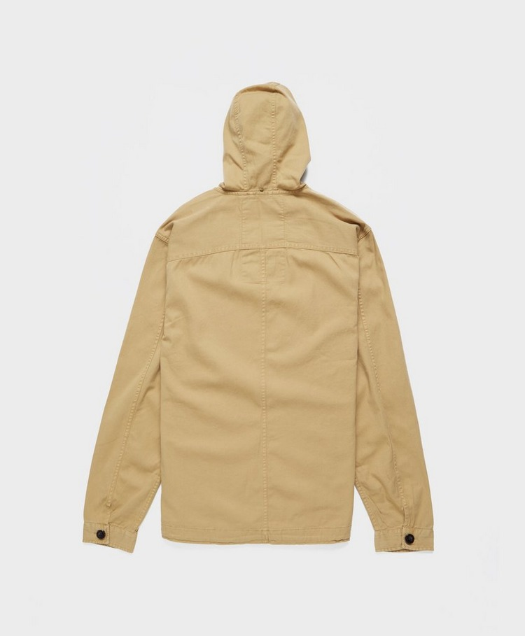 Pretty Green Section Hooded Overshirt