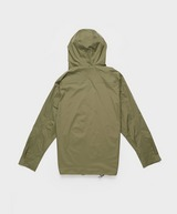 Pretty Green Zip Seam Seal Nylon Jacket