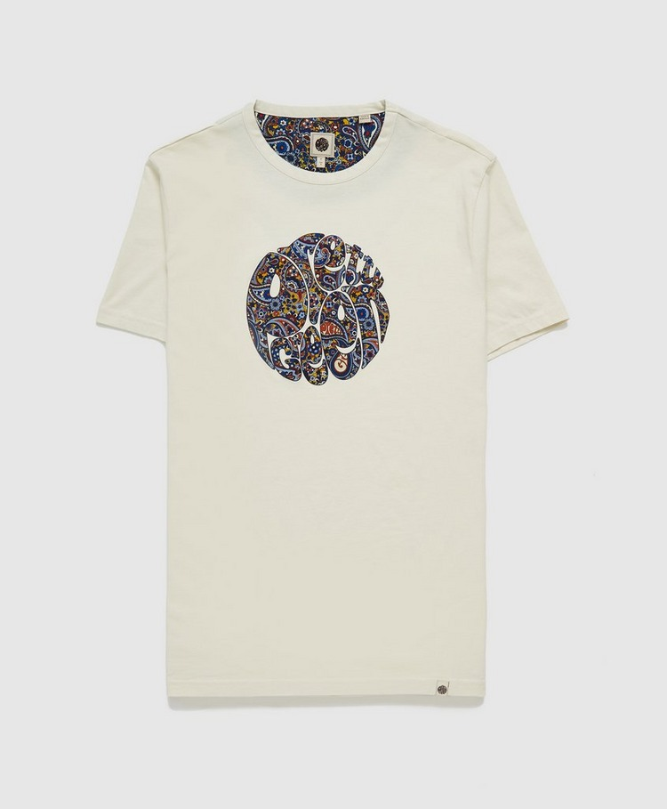 Pretty Green Wonderwall Paisley T-Shirt