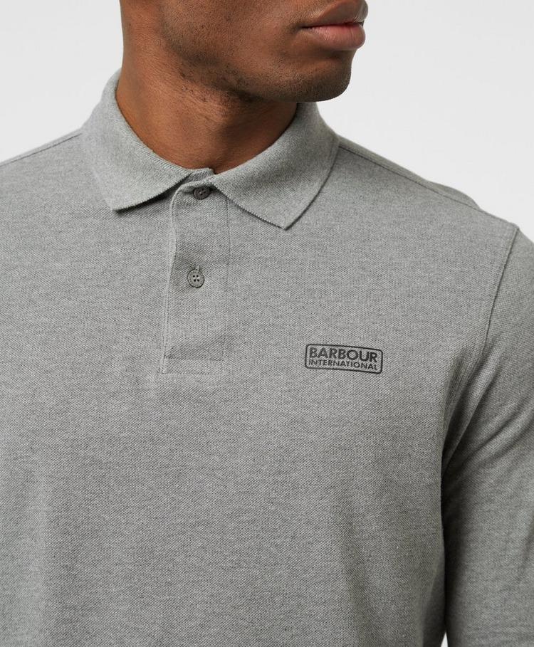 Barbour International Small Logo Polo Shirt