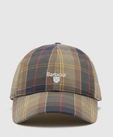 Barbour Tartan Sports Cap