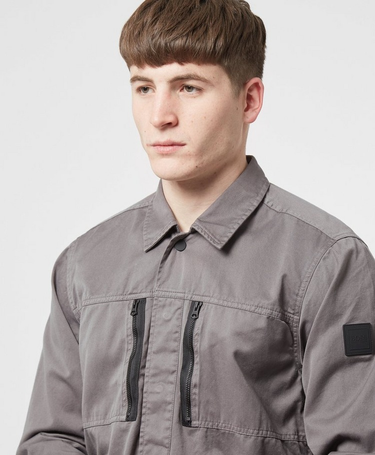 BOSS Lowy Pocket Overshirt