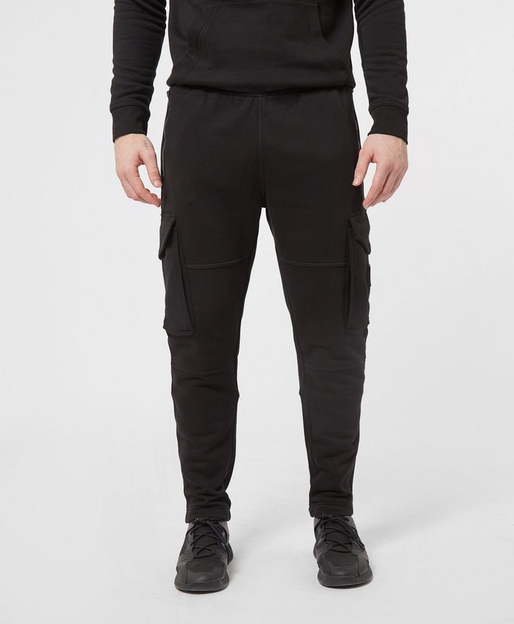 BOSS Slylight Reflective Cargo Fleece Pants