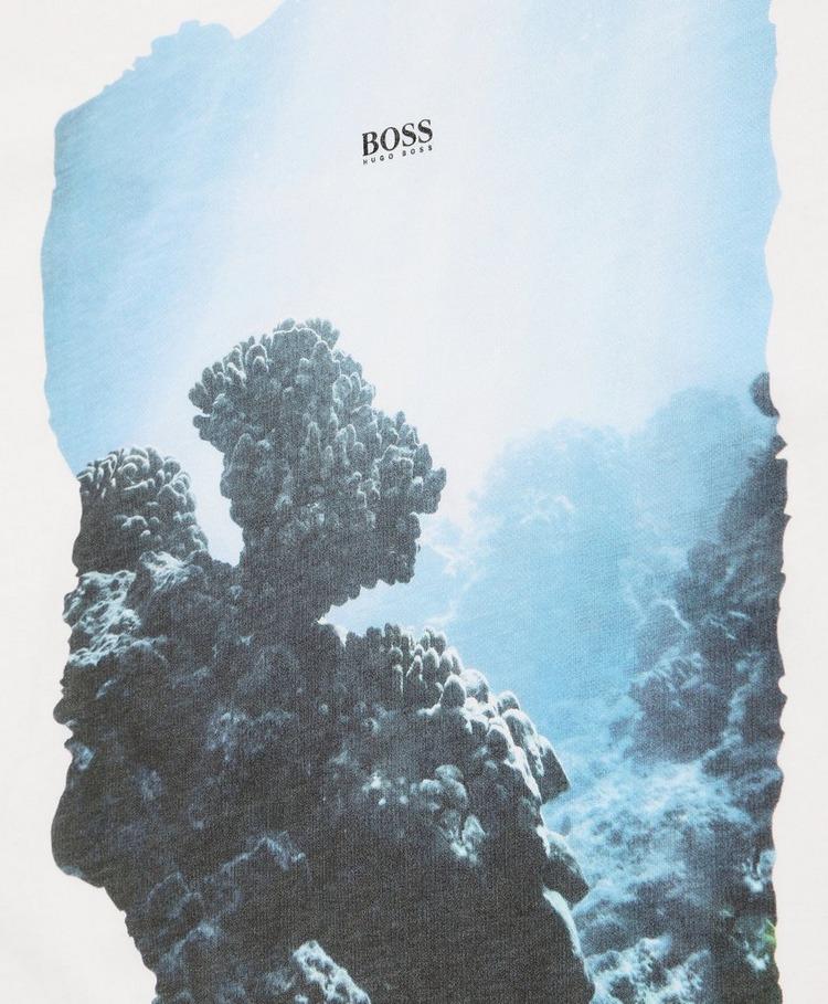 BOSS Noah4 Underwater T-Shirt